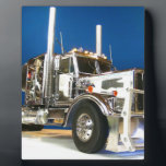 "RC ADVENTURES - Chrome Hauler Semi Truck Plaque<br><div class=""desc"">Radio Controlled Semi Truck done in Chrome</div>"