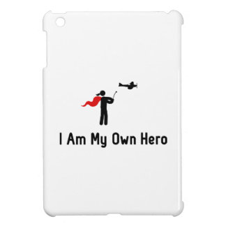 RC Airplane Hero iPad Mini Cover