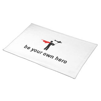 RC Airplane Hero Placemat