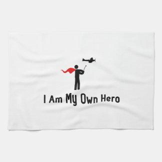 RC Airplane Hero Towel