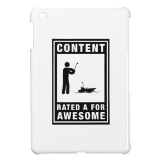 RC Boat iPad Mini Case