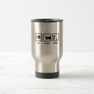 RC Car 15 Oz Stainless Steel Travel Mug