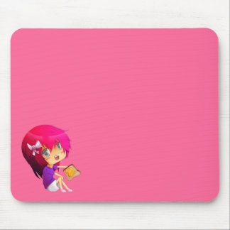 RC Cherrie Mouse Pad