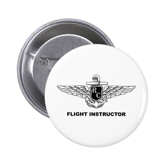 RC Flight Instructor Button