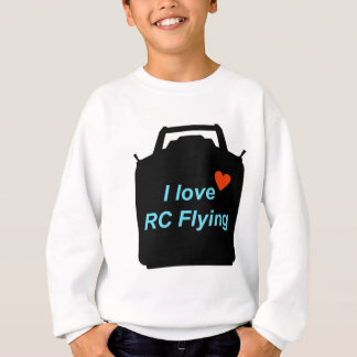 RC flying Sweatshirt
