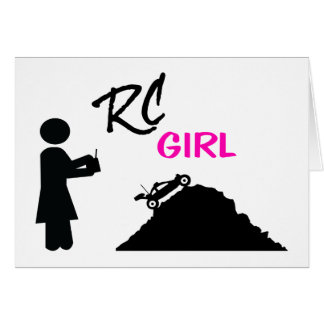RC Girl Card