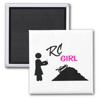 RC Girl Magnet