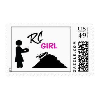 RC Girl Postage