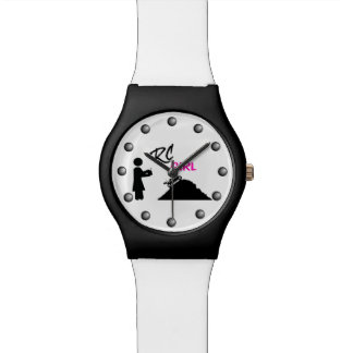 RC Girl Wrist Watch