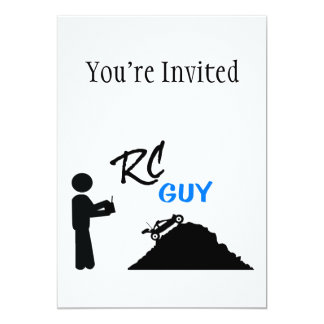 RC Guy Card