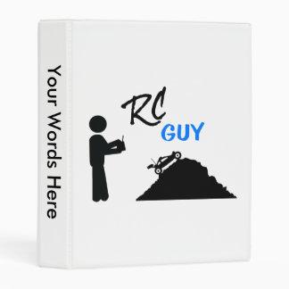 RC Guy Mini Binder