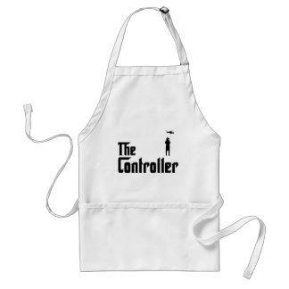 RC Helicopter Adult Apron