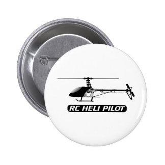 RC Helicopter Pilot Button