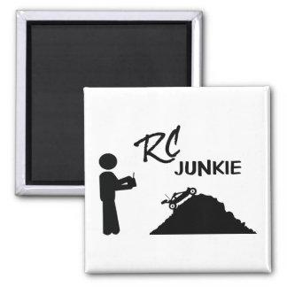 RC Junkie Magnet