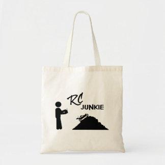 RC Junkie Tote Bag