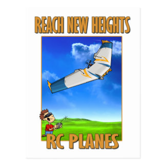 RC Plane Zephyr.png Postcard