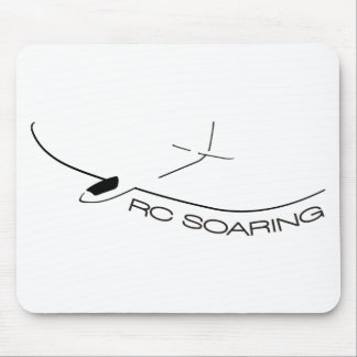 RC Soaring Mouse Pad