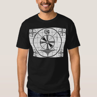 RCA Indian Head Test Pattern T-Shirt