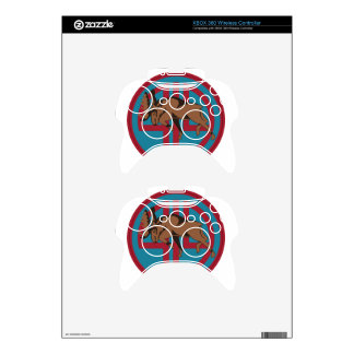RCAF Patch 419 Tactical Fighter Training Squadron Xbox 360 Controller Skin