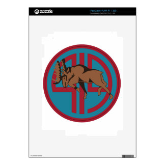 RCAF Patch 419 Tactical Fighter Training Squadron iPad 2 Skin