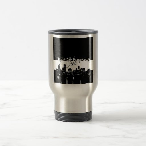 RCP Cityscape Travel Mug
