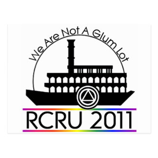 RCRU2011 TARJETA POSTAL