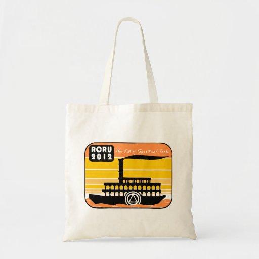 RCRU 2012 Commemoratives Tote Bag
