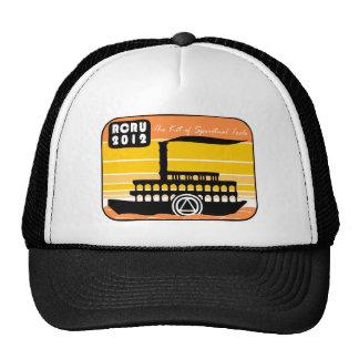 RCRU 2012 COMMEMORATIVES TRUCKER HAT