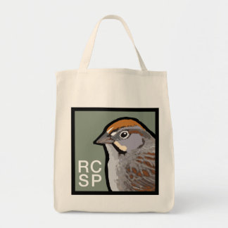 RCSP cotton grocery bag