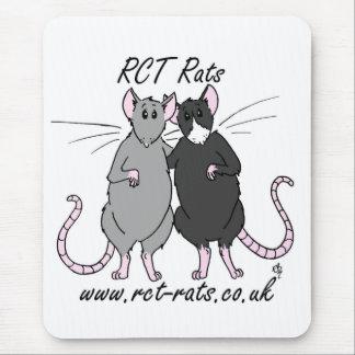RCT Rats Logo Mousmat Mouse Pad