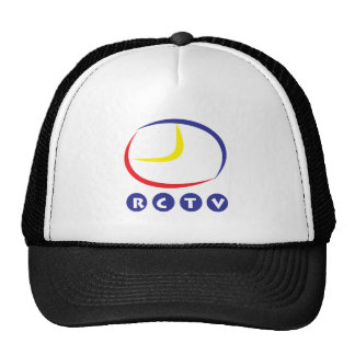 RCTV Cap Trucker Hat