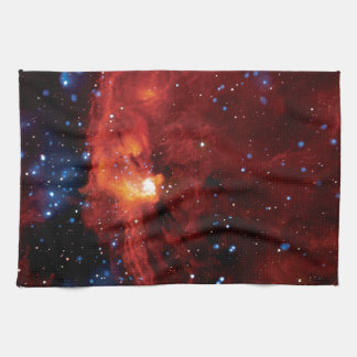 RCW 108 Star Forming Region - Hubble Space Photo Hand Towel