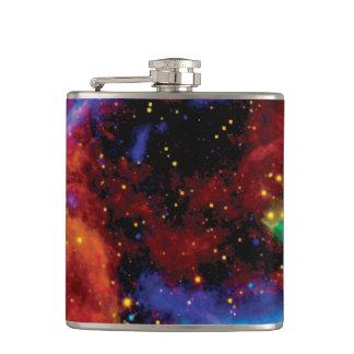 RCW 86 Supernova Hip Flasks