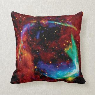 RCW 86 Supernova Remnant - NASA Hubble Space Photo Throw Pillow