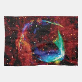 RCW 86 Supernova Remnant - NASA Hubble Space Photo Towel