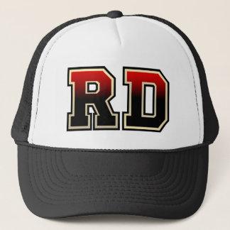 RD Monogram Trucker Hat