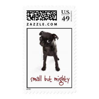 RD Pug Mighty Postage