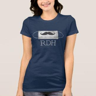 RDH mustache tee
