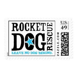 RDR Logo (blue star) Stamp