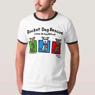RDR - Parr de Todd (3 perros - frente solamente) Playera