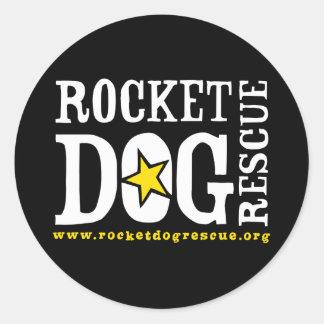 RDR Round Stickers