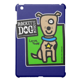RDR Todd Parr (brown dog) iPad Case