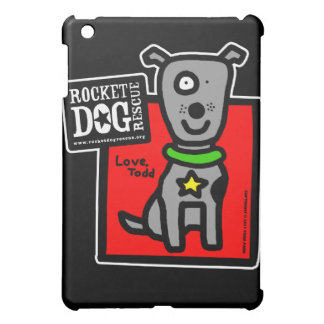 RDR Todd Parr (gray dog) iPad Case