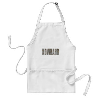 RDWHAHB ADULT APRON