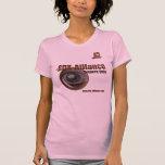 - RDX-Señoras T Camisetas