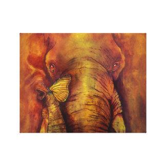 Re-Birth Canvas Print