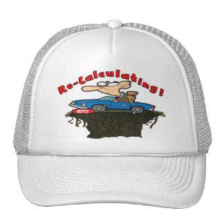 Re-Calculating Trucker Hat