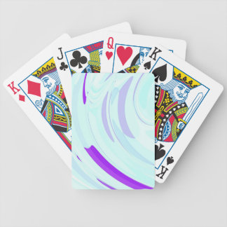 Re-Created Archangel Wing by Robert S. Lee Bicycle Playing Cards