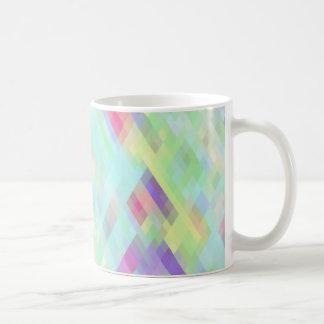 Re-Created Braids Coffee Mug