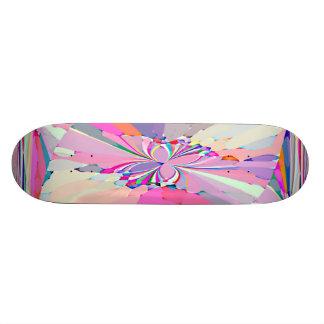 Re-Created Butterflies Skateboard Deck